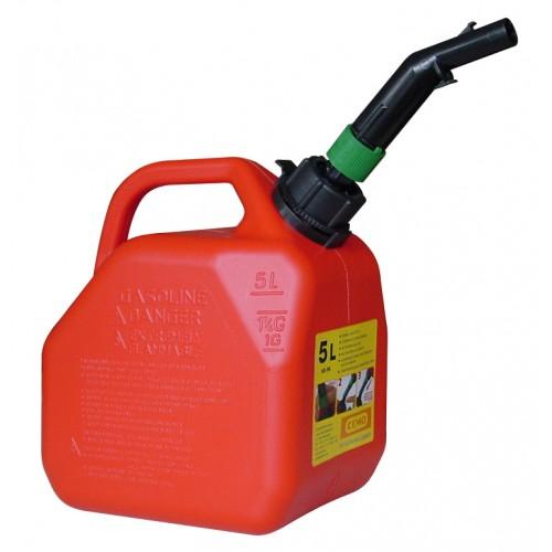 Petrol canister lt. 5