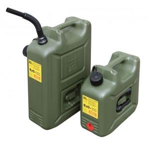 Tanica per benzina ADR - lt. 10