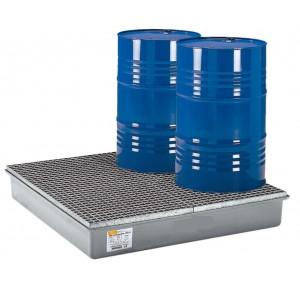 Bacino portafusti in VTR - Cap. 4 fusti