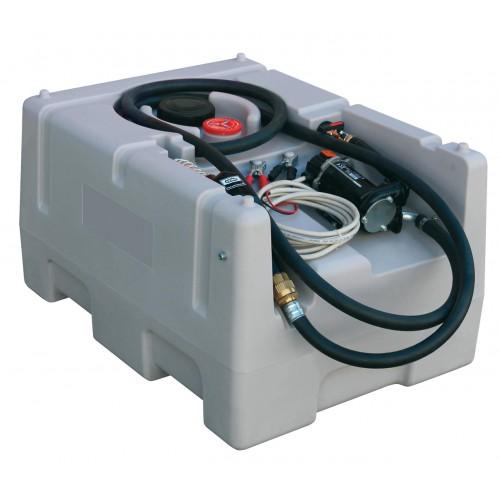 Serbatoio trasportabile per Diesel in polietilene lt. 125 - TT EASY