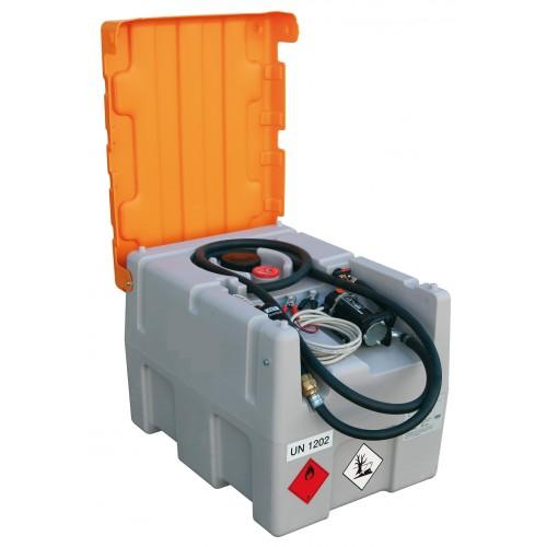 Serbatoio trasportabile per Diesel in polietilene lt. 200 - TT EASY