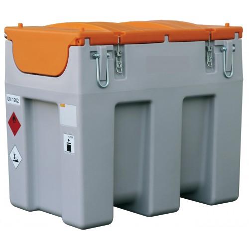 Serbatoio trasportabile per Diesel in polietilene lt. 600 - TT EASY