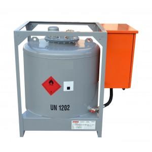 Serbatoio trasportabile per Diesel omologato ADR lt. 440