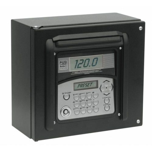 Multi‐user control panel with accessories for PC connection - MC BOX UREA