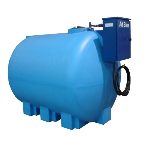 AdBlue Tank with dispenser unit - Cap. lt. 3000