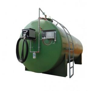Diesel Tank mod. DTO EN 50 - 5K / Serbatoio a doppia parete cap. lt. 5.000 - 50 lpm