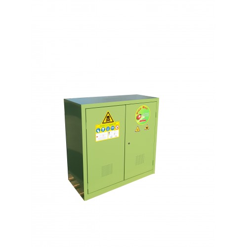 Fito Box 1 - Modular solutionfor the storage of pesticides