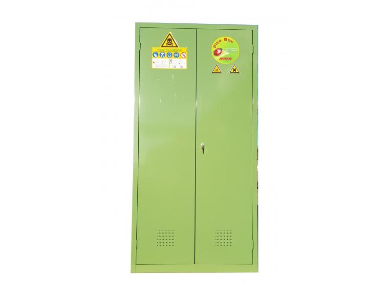 Armadietto metallico per fitosanitari FITO BOX