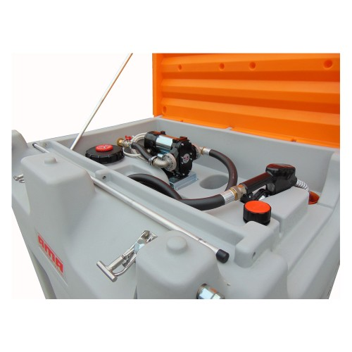 Transportable Tank in PE for Diesel lt. 600