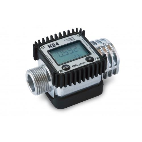 Digital flow meters for diesel and gasoline mod. K 24