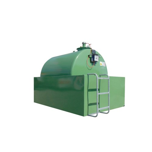 Single wall tank for Diesel cap. lt. 1000